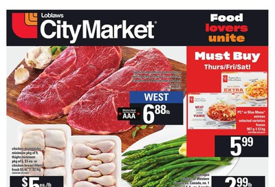 Loblaws City Market (West) Flyer May 28 to June 3