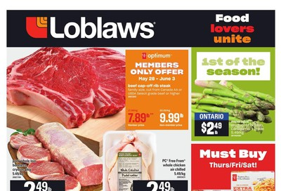 Loblaws (ON) Flyer May 28 to June 3