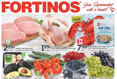 Fortinos Flyer May 28 to June 3