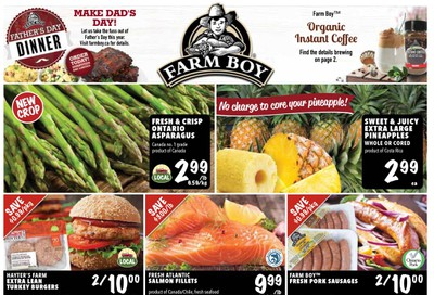 Farm Boy Flyer May 28 to June 3
