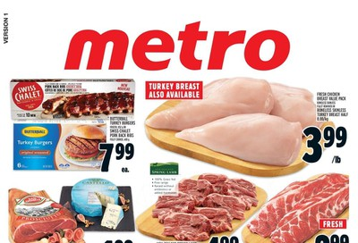 Metro (ON) Flyer May 28 to June 3
