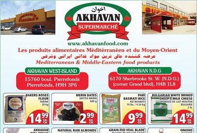 Akhavan Supermarche Flyer May 27 to June 2