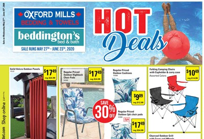 Oxford Mills Flyer May 27 to June 23