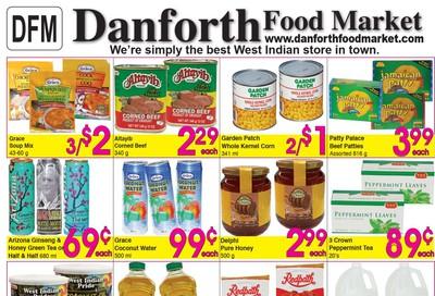 Danforth Food Market Flyer May 28 to June 3