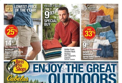 Bass Pro Shops Weekly Ad & Flyer May 28 to June 10