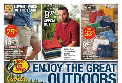 Cabela's Weekly Ad & Flyer May 28 to June 10