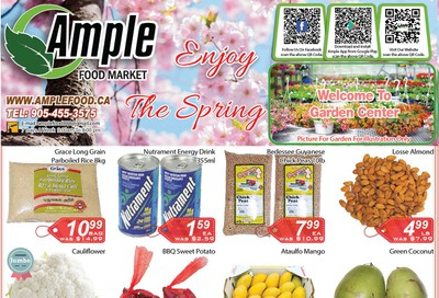 Ample Food Market Flyer May 29 to June 4