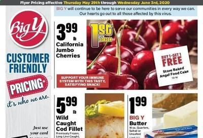 Big Y Weekly Ad & Flyer May 28 to June 3