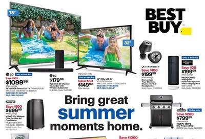 Best Buy Flyer May 29 to June 4