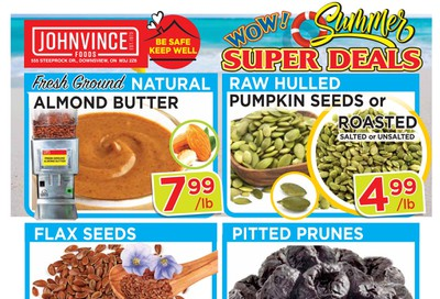 Johnvince Foods Flyer May 29 to June 5