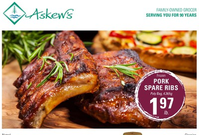 Askews Foods Flyer May 31 to June 6