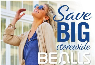 Bealls Florida Weekly Ad & Flyer May 31 to June 6