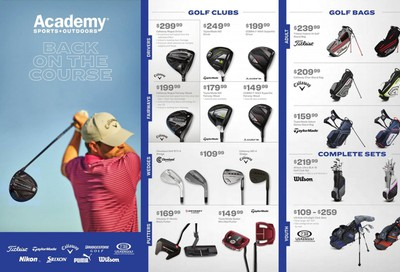Academy Sports Weekly Ad & Flyer June 1 to July 5