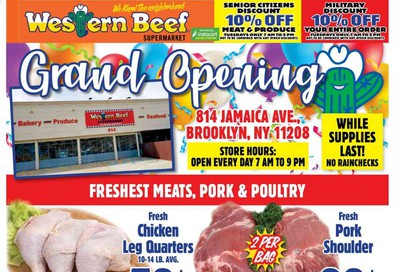 Western Beef Weekly Ad & Flyer May 28 to June 3