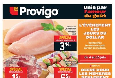 Provigo Flyer June 4 to 10