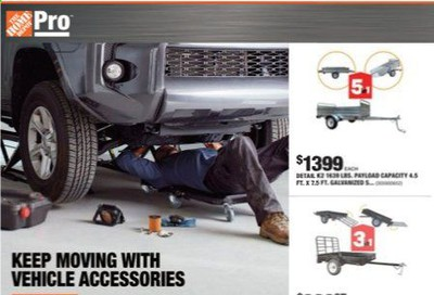 The Home Depot Weekly Ad & Flyer June 1 to 8
