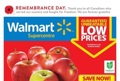 Walmart Supercentre (ON) Flyer November 7 to 13