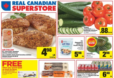 Real Canadian Superstore (ON) Flyer November 7 to 13