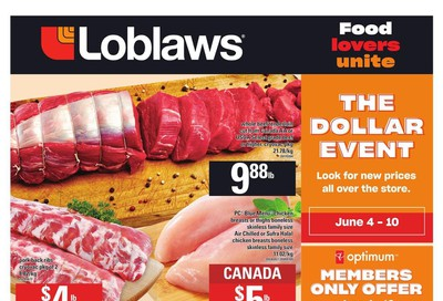 Loblaws (ON) Flyer June 4 to 10
