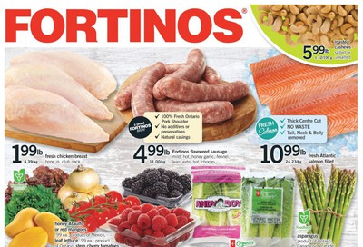 Fortinos Flyer June 4 to 10