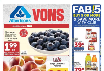 Albertsons Weekly Ad & Flyer June 3 to 9