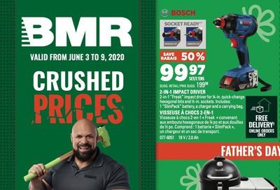 BMR Flyer June 3 to 9