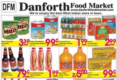 Danforth Food Market Flyer June 4 to 10