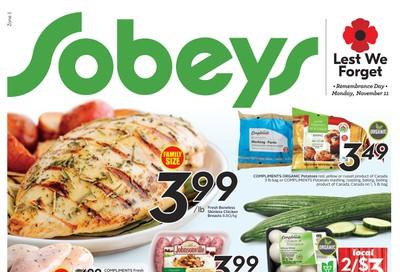 Sobeys (ON) Flyer November 7 to 13