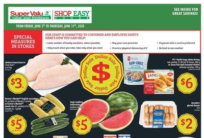 Shop Easy & SuperValu Flyer June 5 to 11
