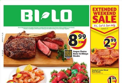 BI-LO Weekly Ad & Flyer June 3 to 10