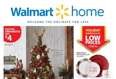 Walmart Home Flyer November 7 to 27