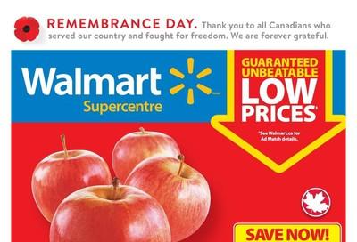 Walmart Supercentre (West) Flyer November 7 to 13