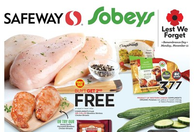 Sobeys (West) Flyer November 7 to 13