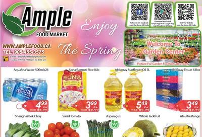 Ample Food Market Flyer June 5 to 11