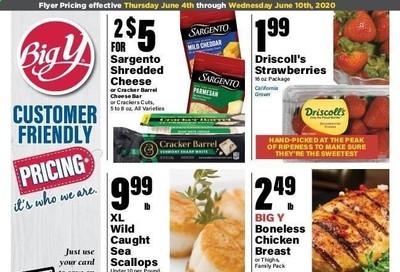 Big Y Weekly Ad & Flyer June 4 to 10