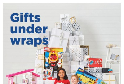 Real Canadian Superstore Toy Book October 31 to November 13