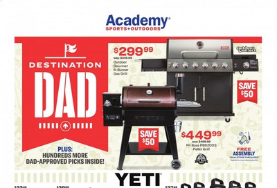Academy Sports Weekly Ad & Flyer June 8 to 21