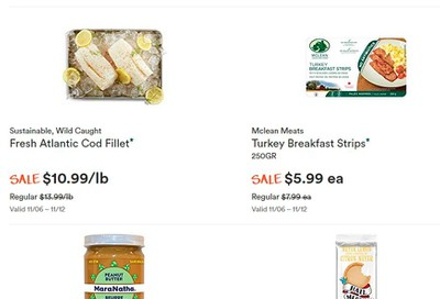 Whole Foods Market (ON) Flyer November 6 to 12