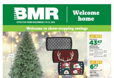 BMR Flyer November 6 to 12