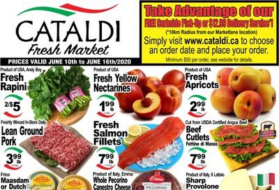 Cataldi Fresh Market Flyer June 10 to 16