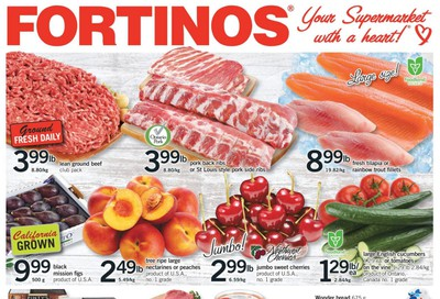 Fortinos Flyer June 11 to 17