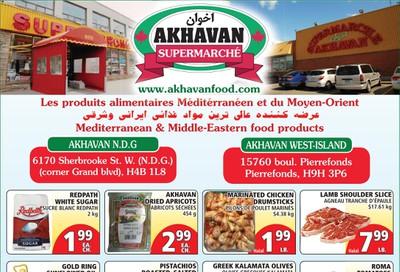 Akhavan Supermarche Flyer June 10 to 16