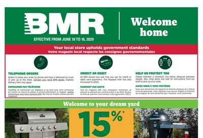BMR Flyer June 10 to 16