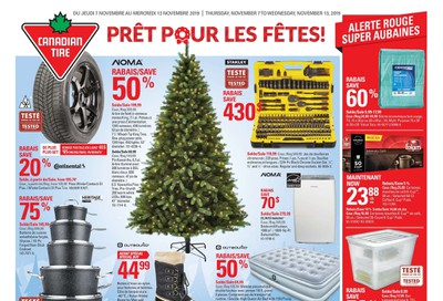 Canadian Tire (QC) Flyer November 7 to 13