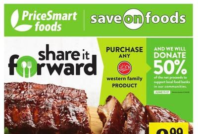 PriceSmart Foods Flyer June 11 to 17