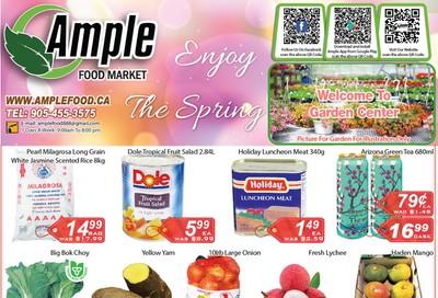Ample Food Market Flyer June 12 to 18