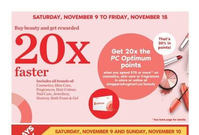 Shoppers Drug Mart (Atlantic) Flyer November 9 to 14
