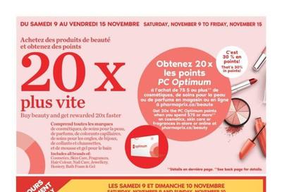 Pharmaprix Flyer November 9 to 14
