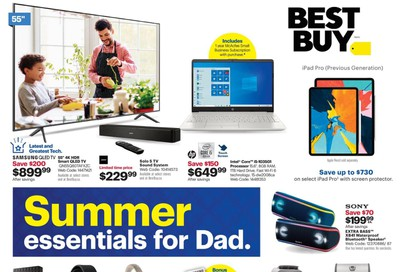 Best Buy Flyer June 12 to 18