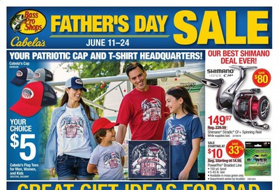 Cabela's Weekly Ad & Flyer June 11 to 24